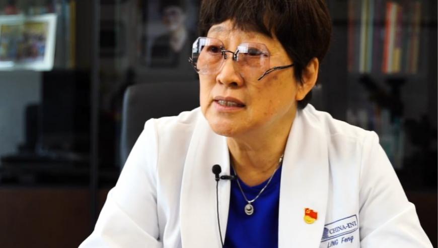 政协委员凌锋谈少儿性教育