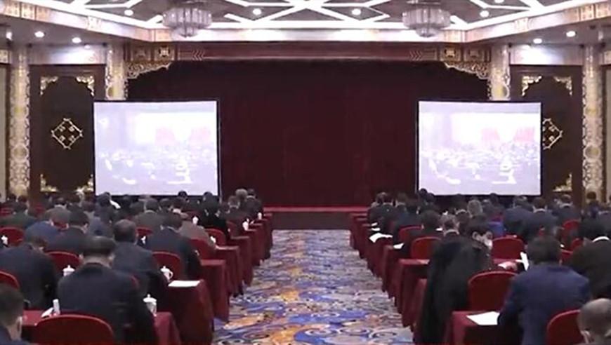 政协十三届四次会议闭幕会